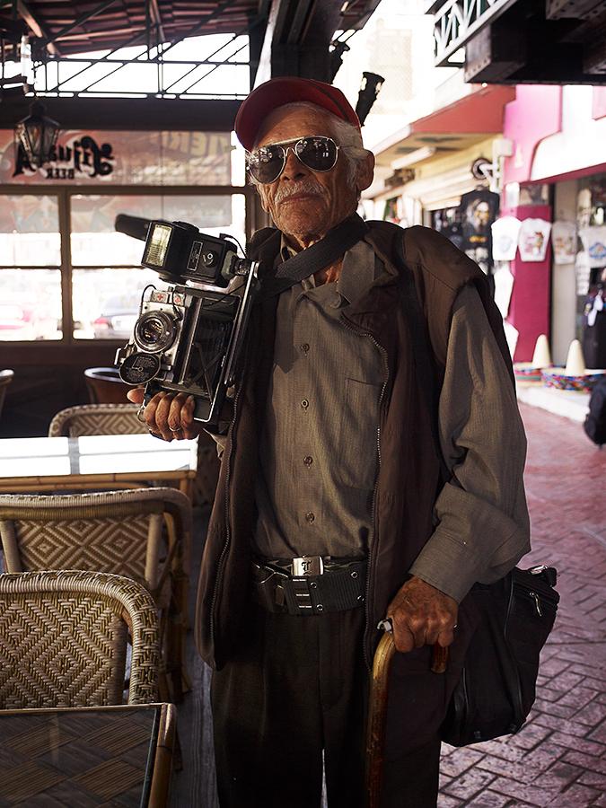 Polaroidman